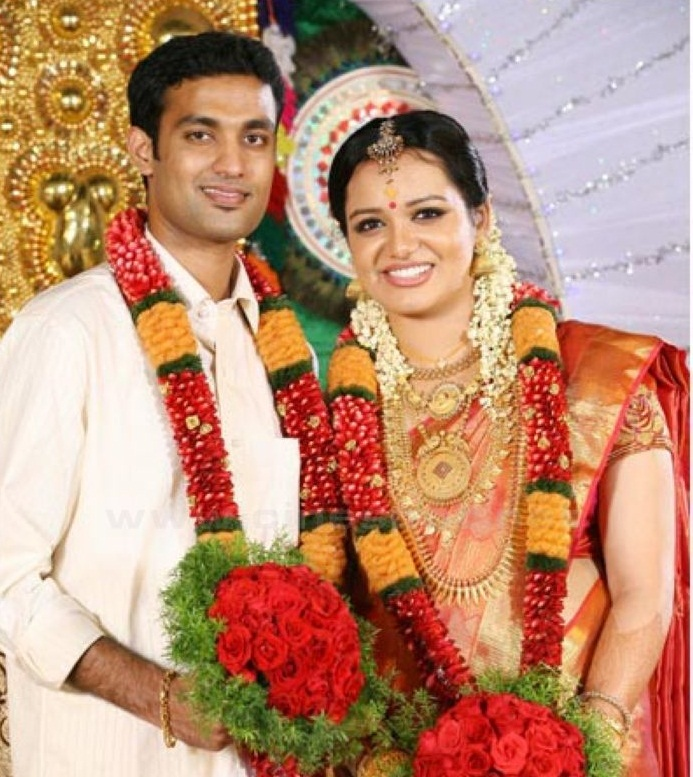 Singer Jyotsna And Sreekanth Radhakrishnan Wedding Photos