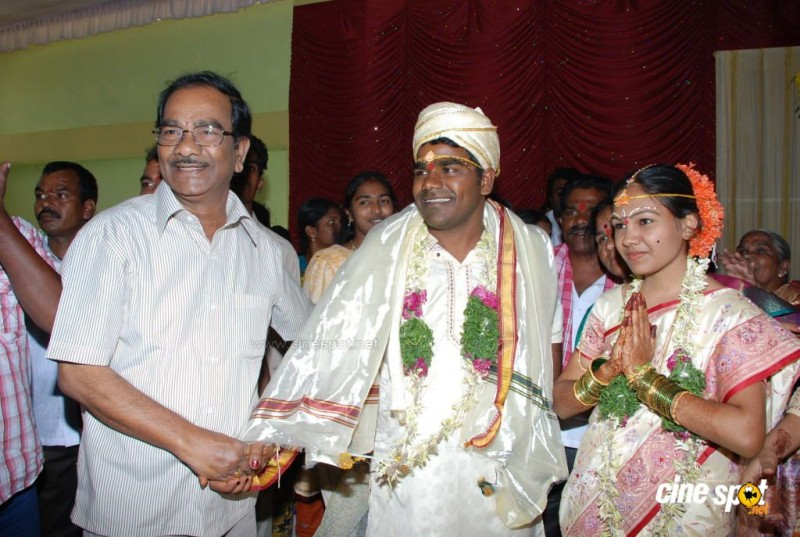 Tollywood Comedian Venu Tillu Wedding Photos