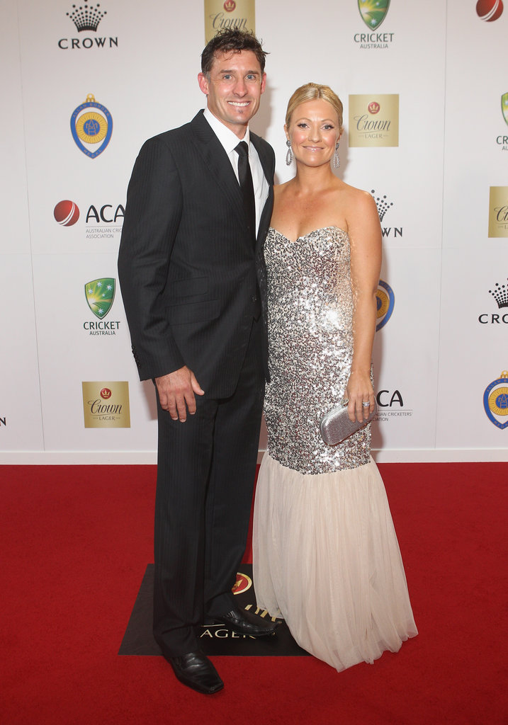 Mike Hussey And Amy Wedding Photos