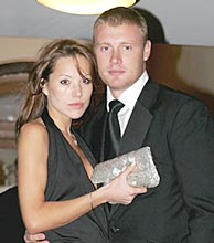 Rachael Wools And Andrew Flintoff Wedding Photos