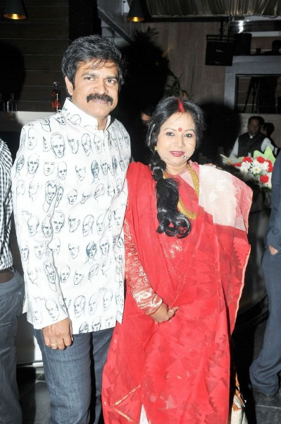 Brahmaji Marriage Photos