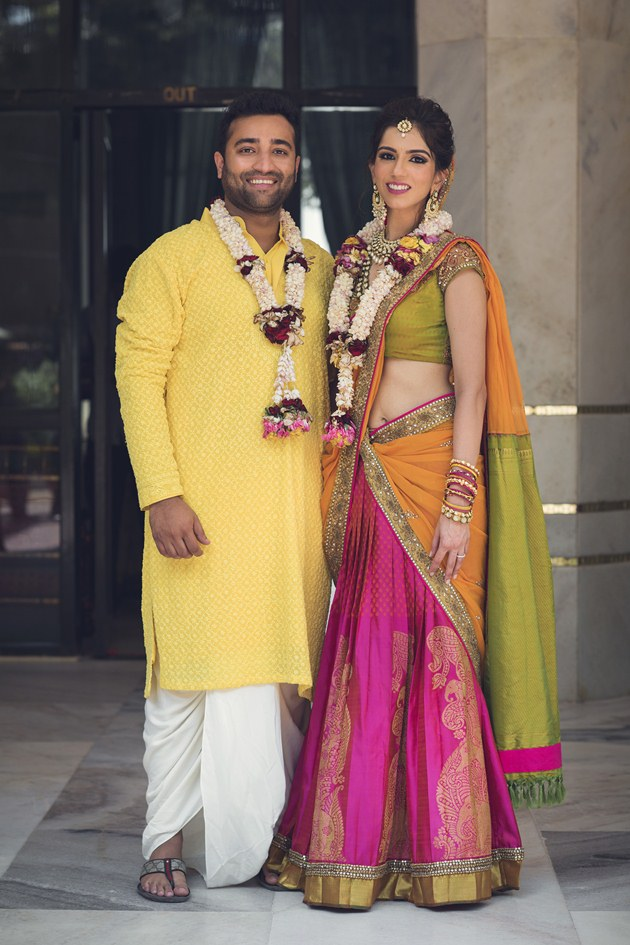 Dhruv Mehra And Designer Neeta Lulla Daughter Nishka Marriage Photos