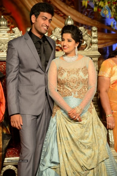 Archit Reddy And DilRaju Daughter Hanshitha Marriage Photos