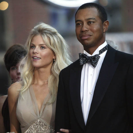Elin Nordegren And Tiger Woods Marriage Photos