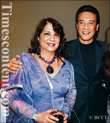 Gawa Denzongpa And Danny Denzongpa Marriage Photos