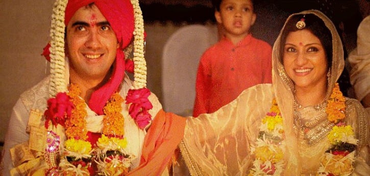 Konkona Sen Sharma  And Ranvir Shorey Marriage Photos