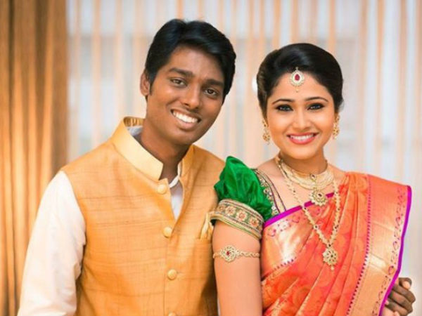 Krishna Priya And Atlee Marriage Photos