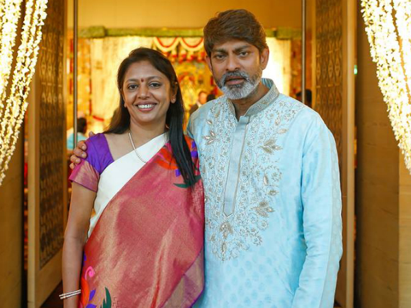 Lakshmi And Jagapathi Babu  Marriage Photos