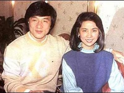 Jackie Chan And Liu Feng-Jiao Wedding Photos