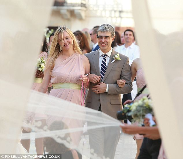 Larry Page (google Ex-ceo) And Lucinda Southworth Wedding Photos