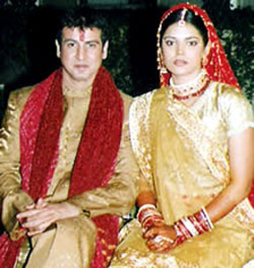 Ronit Roy And  Neelam Singh Wedding Photos