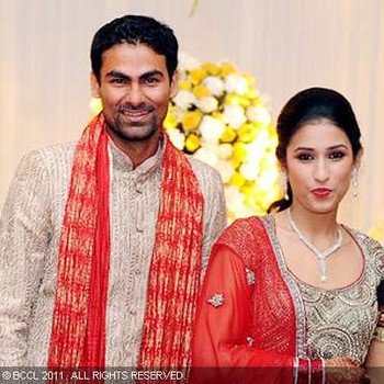Pooja Yadav And Indian Crickter Mohammad Kaif Marriage Photos