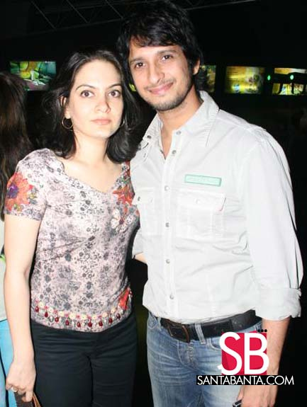 Prerana Chopra And Sharman Joshi Marraige Photos