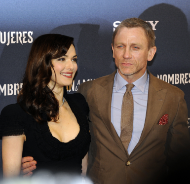 Daniel Craig And Rachel Weisz Wedding Photos