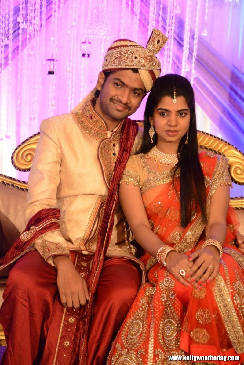 Abhilash And Rajendar Daughter Ilakkiya Marriage Photos