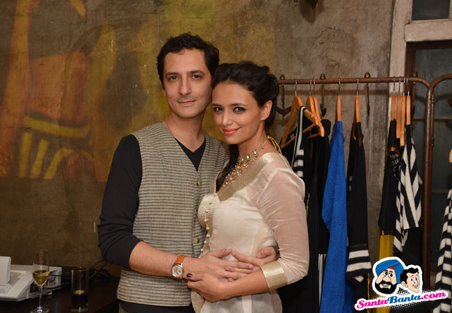 Siddharth Anand Kumar And Roshni Chopra Wedding Photos