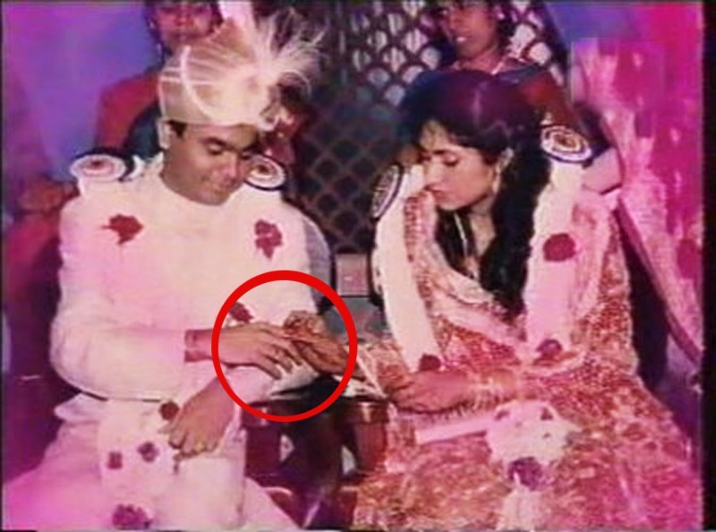 A R Rahman And Saira Banu Marriage Photos