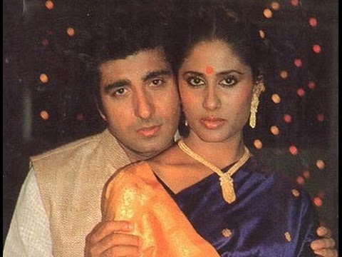Raj Babbar And Smita Patil Wedding Photos