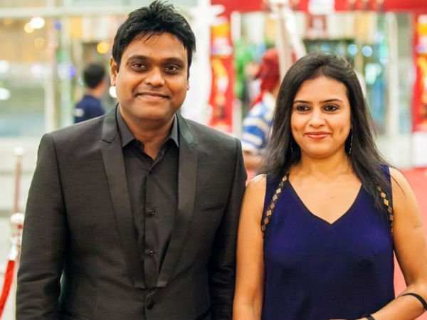 Harris Jayaraj And Suma Wedding Photos