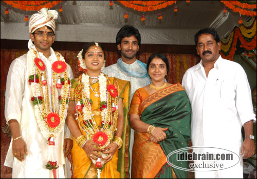 satya prabhas and teja sri wedding photos