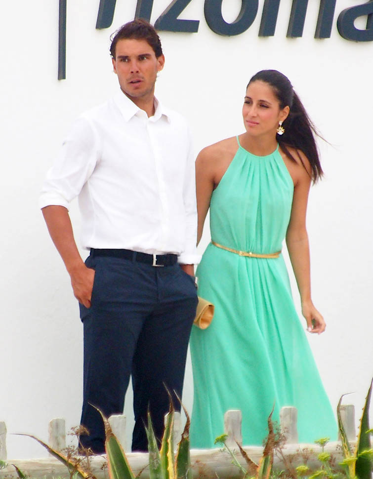 Xisca And Rafael Nadal Marriage Photos