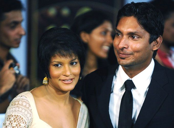 Kumar Sangakkara And Yehali Wedding Photos