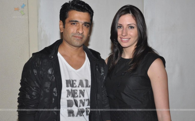 Eijaz Khan And Zarin Khan Wedding Photos