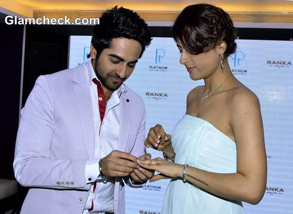 Ayushmann Khurrana And Tahira Kashyap Marriage Pics