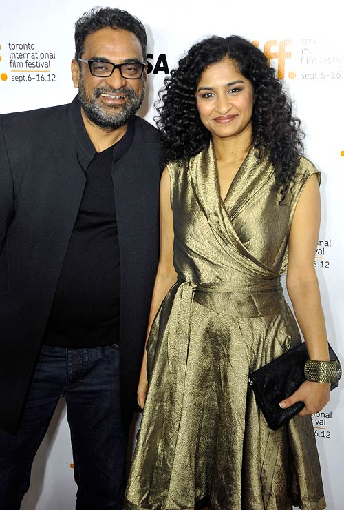 Gauri Shinde And R.balki Marriage Pics