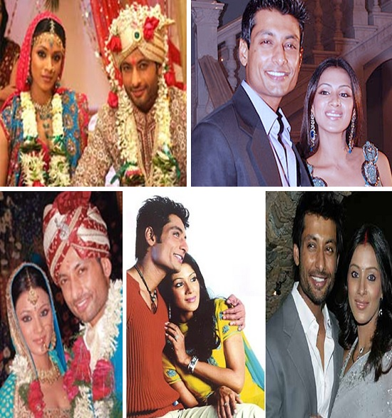Indraneel Sengupta And Barkha Bisht Senguptha Wedding Photos