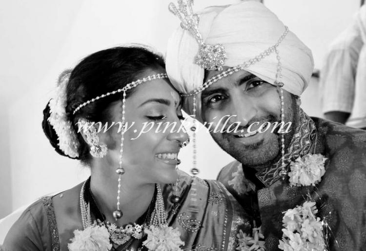 Shweta Salve And Hermit Sethi Marriage Pics