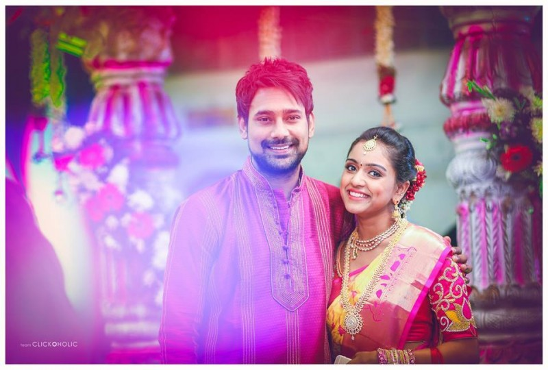 Varun Sandesh And Vithika Sheru Marriage Photos