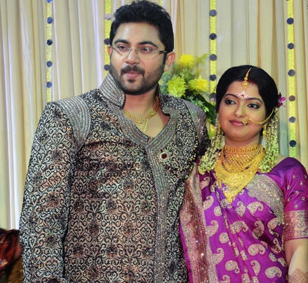 Bengali Actor Soham Chakraborty And Tanaya Paul Wedding Photos