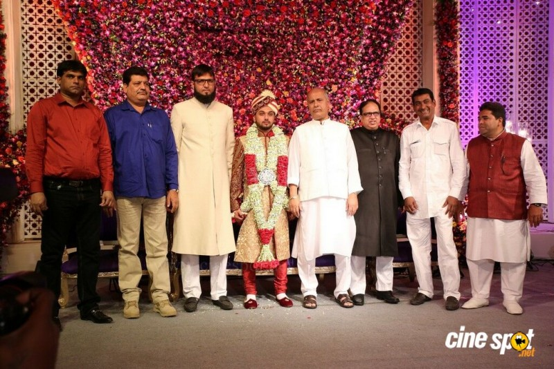 Saif Khalid Shareef Marriage Photos