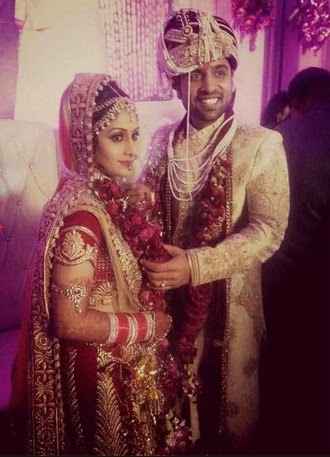 Ankita Sharma And Mayank Sharma Marriage Photos