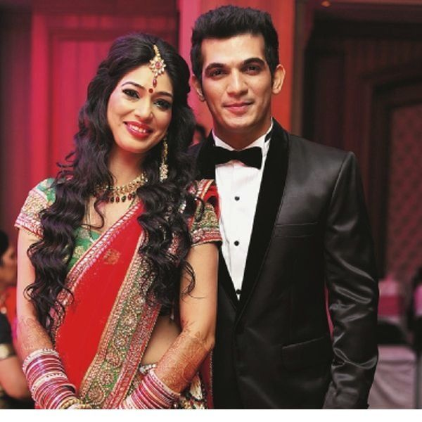 Arjun Bijlani And Neha Swami Marriage Photos