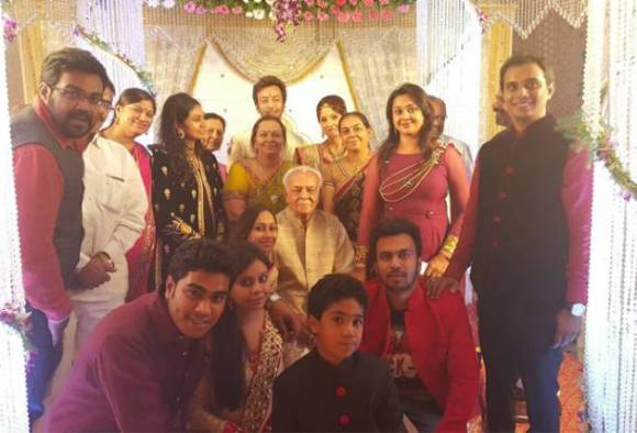 Jatin Shah And Aparna Singh Got Married