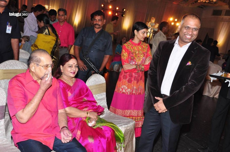Ashwini Dutt's Daughter Priyanka And Director Nag Ashwin Wedding Photos