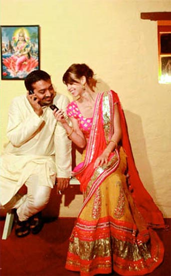 Bollywood Actress Kalki Koechlin Marriage With Anurag Kashyap