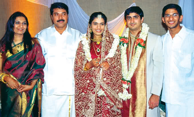 Mammooty&#39s Daughter Surumi Marriage With Dr Mohammed Rihan Syeed