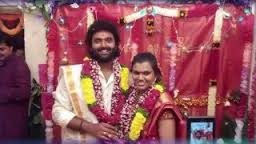 Raghu Master And Singer Pranavi Wedding Photos
