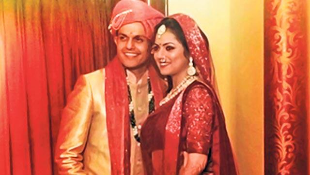 Television Actress Drashti Dhami And Neeraj Khemka's Wedding Photos