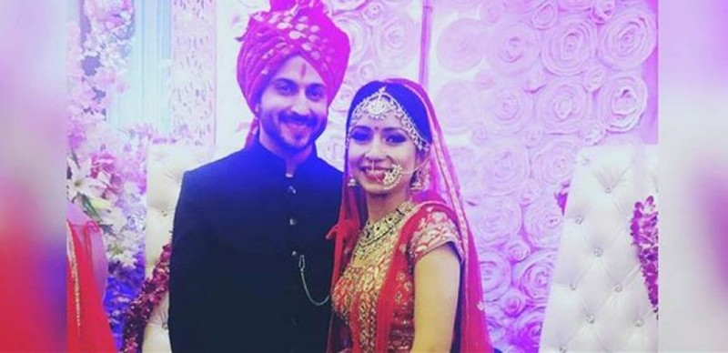 Dheeraj Dhoopar And Vinny Arora Marriage Photos