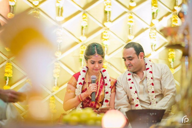 Director Vikram Kumar Ties The Knot With Srinidhi