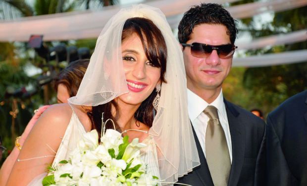 Farah Khan Ali And DJ Aqeel Marriage Photos