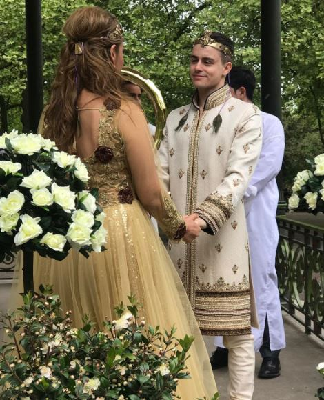 Ex Bigg Boss Contestant And Holy Mother Sofia Hayat Marriage Pics