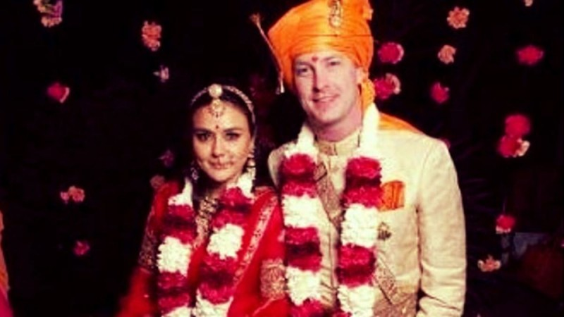 Preity Zinta And Gene Goodenough Wedding Images