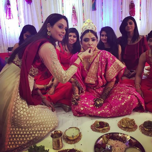 Pooja Banerjee Got HITCHED To Her Long-time Boyfriend Sandeep Sejwal!