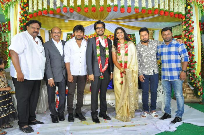 Director Guda Ramakrishna Daughter Sravani Wedding Pics