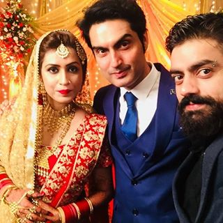 Kunal Bakshi Weds Ababeel Wedding Photos